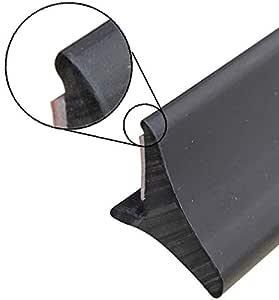 4 Stück Kotflügelverbreiterung 20mm Pro Seite Universell Passend Für Viele Fahrzeuge Auto