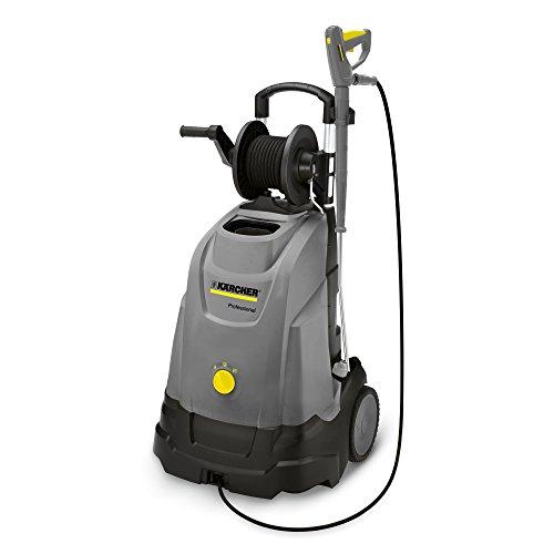 Kärcher–pulitore ad alta pressione hds 5/15ux–portata 450l/h, peso 76kg–dispositivi di pulizia a vapore faretto pulizia macchina pulitore ad alta pressione