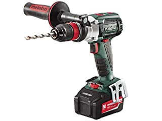 Metabo SB18LTX 18V Quick Li-ion Cordless Brushless Combi Drill with Impuls and 2 x 5.2Ah Batteries (B00HER7NOS) | Amazon price tracker / tracking, Amazon price history charts, Amazon price watches, Amazon price drop alerts