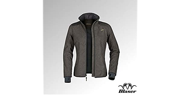 Blaser Jacket Ladies Vintage Softshell Andrea 117020-136//574
