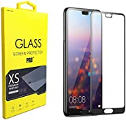 2.5D Curved Edge Tempered Glass Foils Full Screen Protector For Huawei P20/P20 Pro