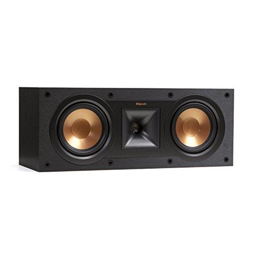 Klipsch R-25C Center-Lautsprecher, Farbe: schwarz