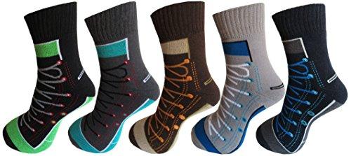 RC. ROYAL CLASS Sports Unique Shoe design Terry/Towel Ankle Cotton Socks for Men (pack of 5)