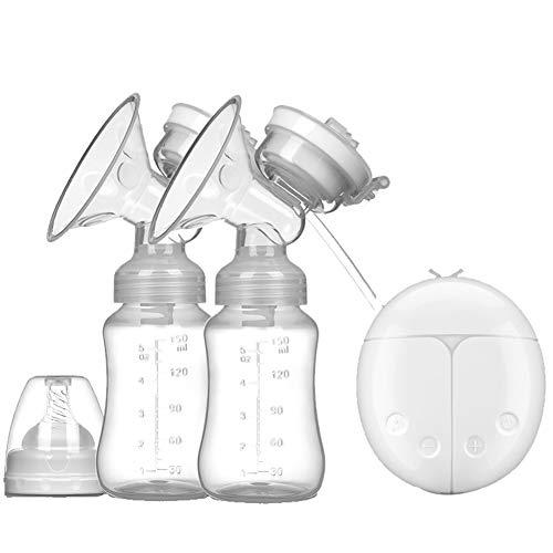 Electric breast pump Pompe du Sein, extracteur de Lait électrique muet Conversion de fréquence bidirectionnelle