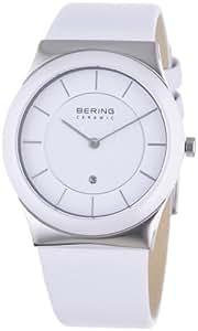 BERING Time Damen-Armbanduhr Slim Ceramic 32235-854