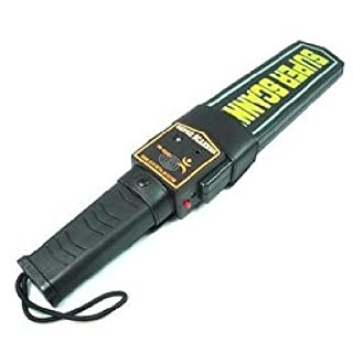 agente007 – Hand Held Metal Detector High Sensitivity 22 kHz