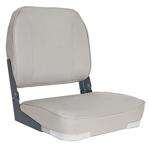 Oceansouth Deluxe Folding Boat Seat (Grey)