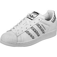 adidas Superstar W, Zapatillas de Deporte para Mujer