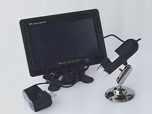 Landing Monitor 2000X AV Microscopio de 7
