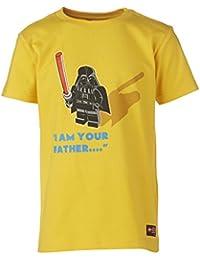 LEGO Wear Jungen T-Shirt Star Wars Darth Vader TRISTAN 650