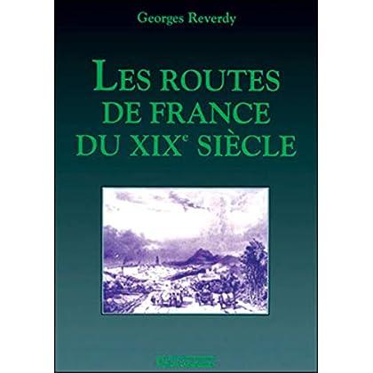 Les routes de France du XIXe siècle