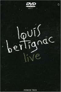 Louis Bertignac : Live power trio