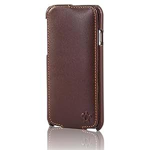 Issentiel IS55951 Housse pour iPhone 6/6S Chameau/Chocolat