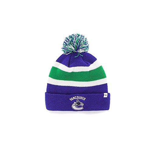 \'47 Brand Vancouver Canucks Breakaway NHL Wintermütze