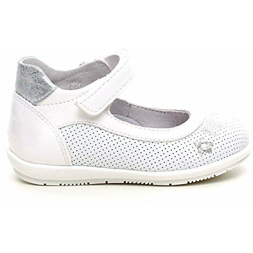 Nero Giardini , Chaussures premiers pas pour bébé (fille) TIGRI BIANCO - - TIGRI BIANCO, 21 EU