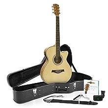 Cutaway Electro Acoustic Guitar
