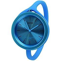 Blue Take Time Aluminium Large Watch