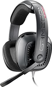 Plantronics GameCom 777 Gaming-Headset (mit offenem Kopfhörerdesign) und Surround-Sound
