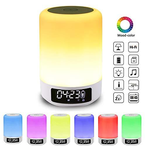 Lámpara de altavoz Bluetooth