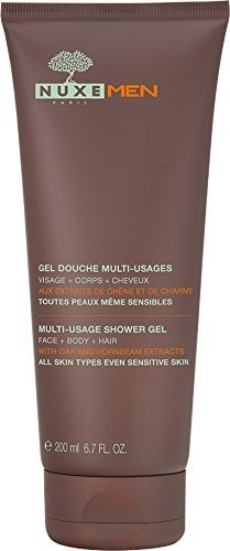 Nuxe Men Multi-Use Shower Gel 200ml by Nuxe (English Manual)