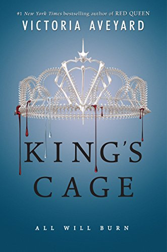King's Cage (Red Queen Book 3) (English Edition) -
