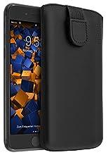 mumbi Etui pour iPhone 8 / iPhone 7 Noir
