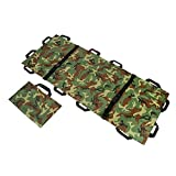 Bouder -HC Portable Stretcher Thickened Canvas Medical Stretcher with Handbag Folding Household First Aid Soft Stretcher Cost-Effective excellently Beautiful masterly