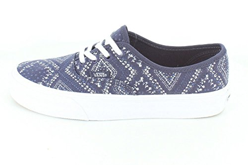 Vans Authentic, Baskets mode homme (ditsy bandana) parisian