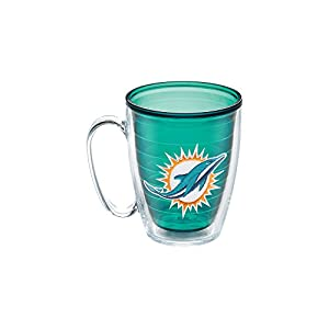 Miami Dolphins Primary Logo - mug