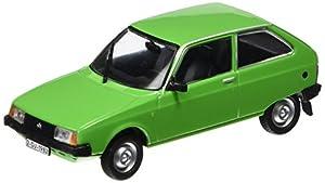 Promocar - Pro10051 - Listo Vehículo - Modelo para la Escala - Clubes Oltcit - Citroën Axel - Escala 1/43