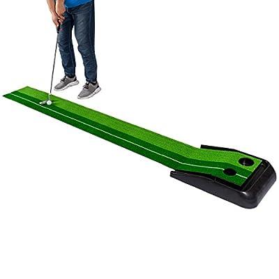 COSTWAY Golf Puttingmatte Golf