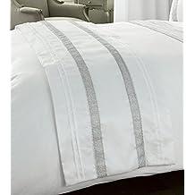 chemin de lit livraison gratuite. Black Bedroom Furniture Sets. Home Design Ideas
