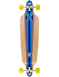 Mindless Savage III Drop-Through Longboard - Blue by Mindless Longboards