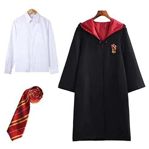YONIER Unisex Niños Adulto Disfraz Harry Sombrero