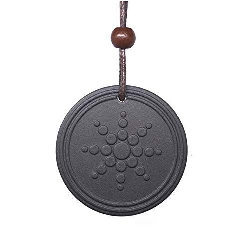 Anti-Strahlung EMF-Schutz Negative Ionen Gleichgewicht Energie Halskette Orgon Anhänger -