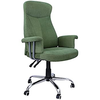 Songmics Office Chair With Adjustable High Back Executive Desk