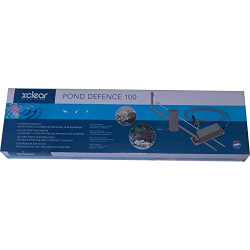 Pond Defense 100 - Fil électrifié 100 M