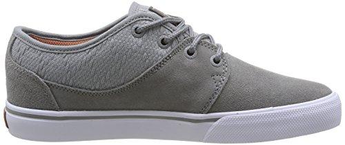 Globe Mahalo, Herren Skateboardschuhe Grau (14001 Grey)
