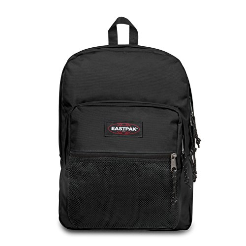 Eastpak pinnacle zaino casual unisex - adulto, 38 l, nero (black), p x l x a 25,5 x 32 x 42 cm