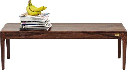 Kare Brooklyn Walnut Banque, Autre, Marron, 40 x 140 x 45 cm