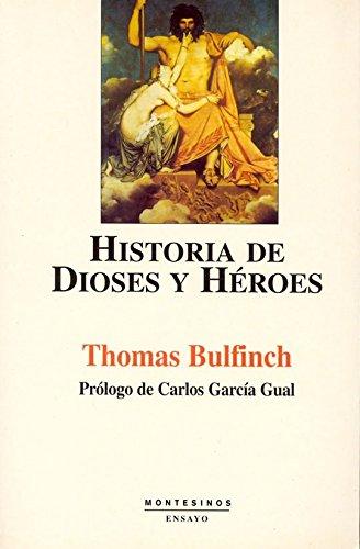 Historia de dioses y héroes