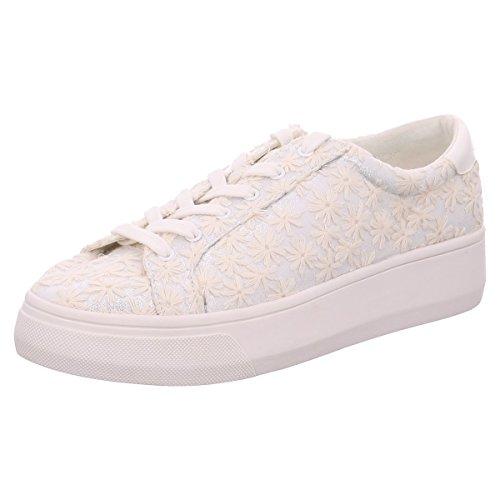 ESPRIT Damen Sneaker 057EK1W066/110 weiß 292473