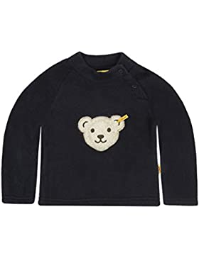 Steiff Unisex Baby Sweatshirt 0006878 Sweatshirt 1/1 Sleeves