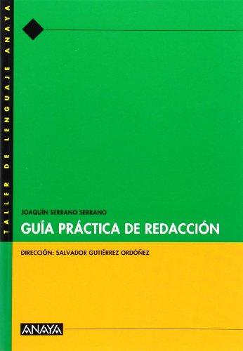 Guía práctica de redacción. - 9788466716055