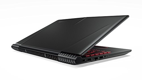 Lenovo Legion Y520 396 cm 156 Zoll total HD IPS matt Gaming Notebook Intel major i5 7300HQ 8GB RAM 1TB HDD 128GB SSD Nvidia GeForce GTX 1050 2GB Windows 10 set schwarz Notebooks