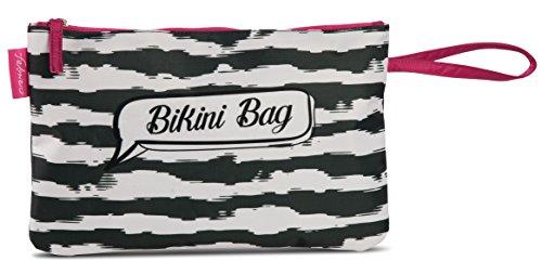 Fabrizio Bikini Bag (Zebra)