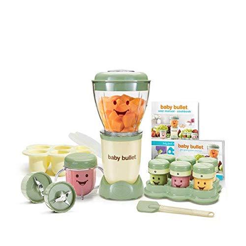 Baby Bullet Mixer & Rührer für Obstsnacks, Babysnacks und Babymahlzeiten