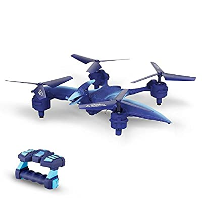 RC Quadcopter Foldable Drone, ECLEAR RTF 2.4GHz 6-Axis Gyro Helicopter with 720P HD Camera WiFi FPV Mini Toys For Adult Kids Aerial Photography Racing