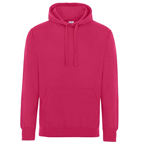 SupaSoft hoodie Hot Pink Supa
