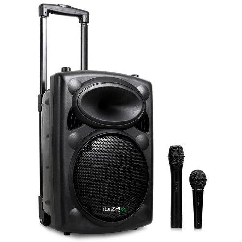 Ibiza Sound PORT8VHF-BT sistema de Karaoke 8
